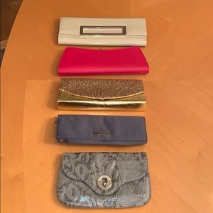 ❤️5 clutches for 10$❤️